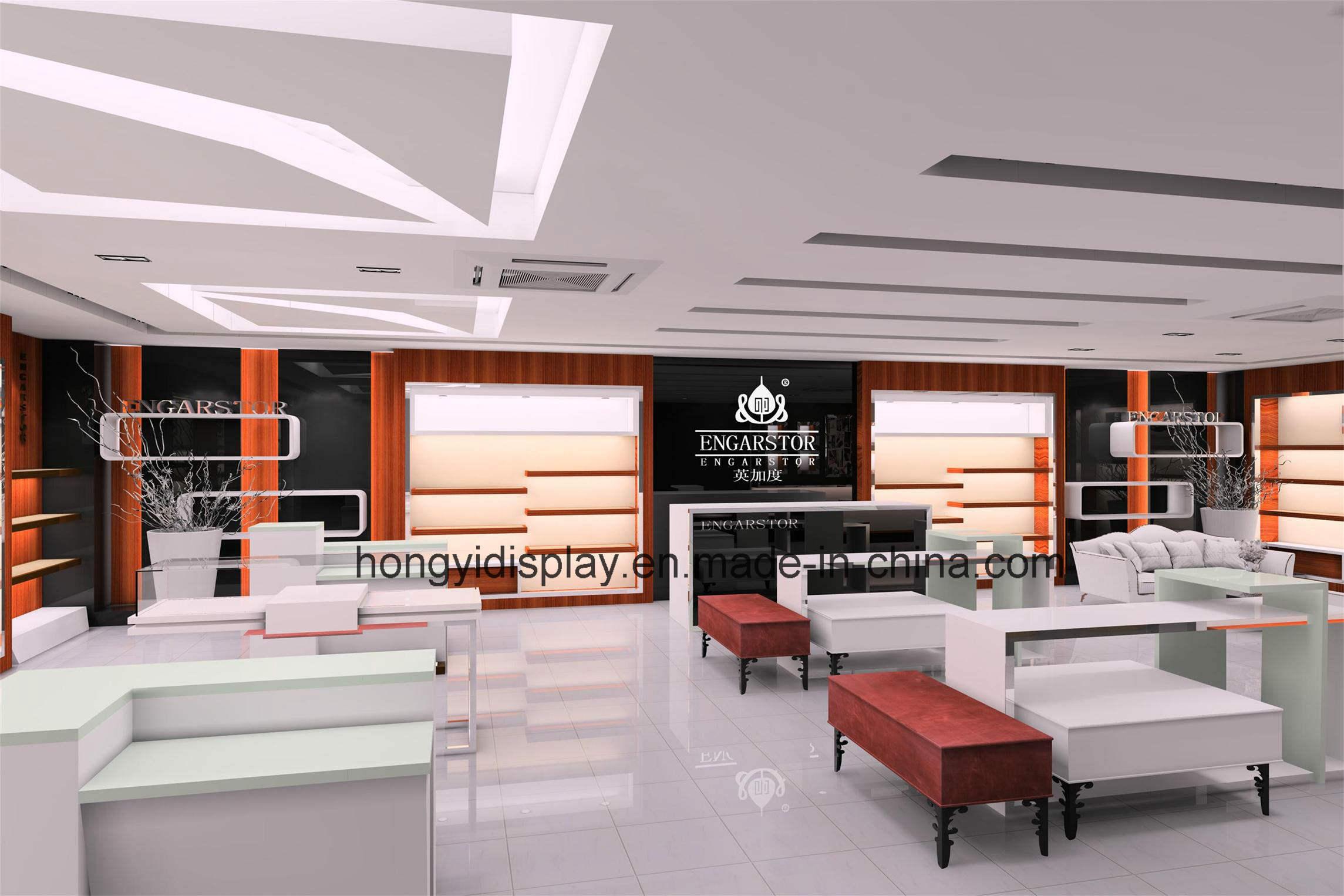 Support d 39 affichage pour les hommes chaussures shopfitting boutique de d coration int rieure - Decoration interieure man of cloth ...