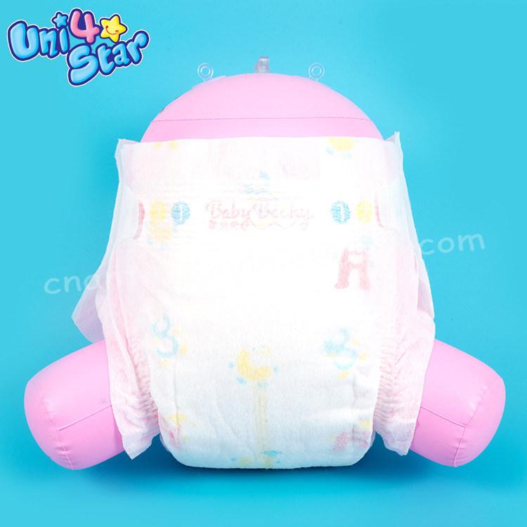 , 졸리는 기저귀 도매, 가장 새로운 처분할 수 있는 아기 기저귀 급료 아기 기저귀
