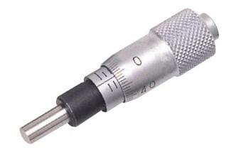 De Hoofden van de micrometer - 2