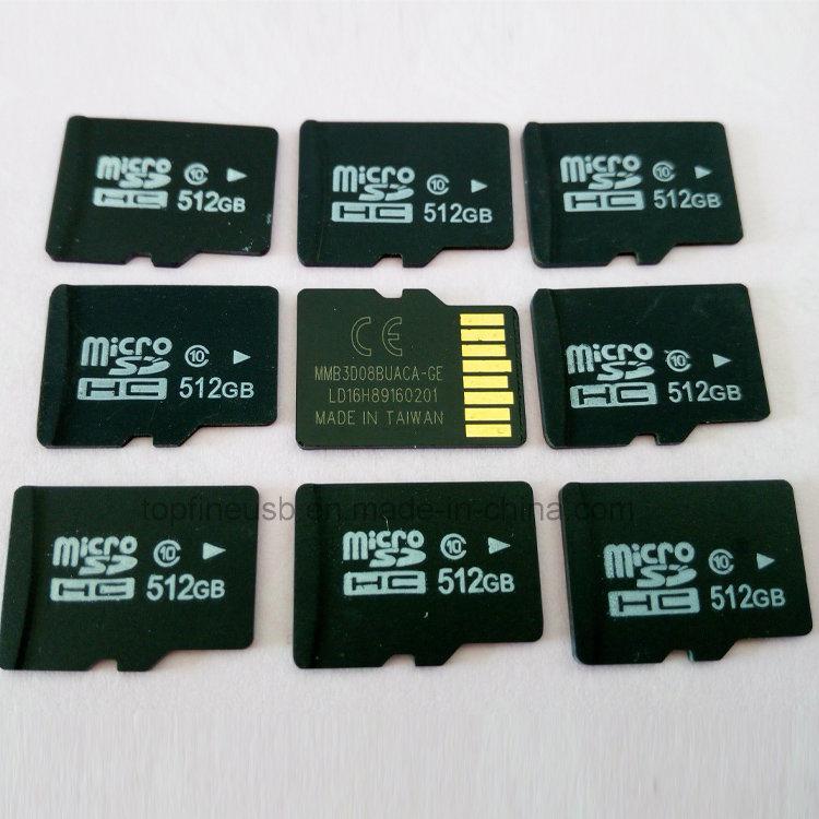 Foto de Tarjeta Micro SD de 512 GB para teléfono móvil128GB Portátil ...