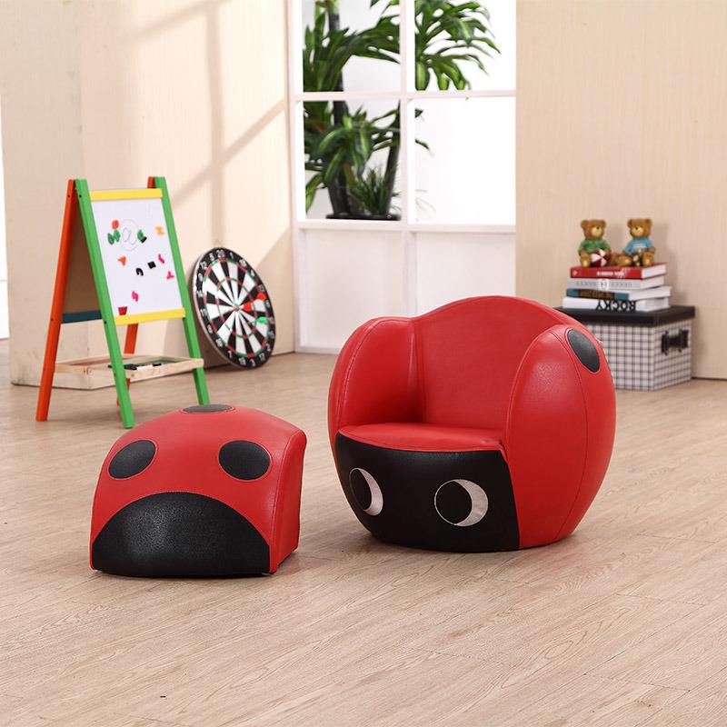 Foto de Muebles de hogar Lazy Boy Sofá Ladybug mini sofá MUEBLES ...