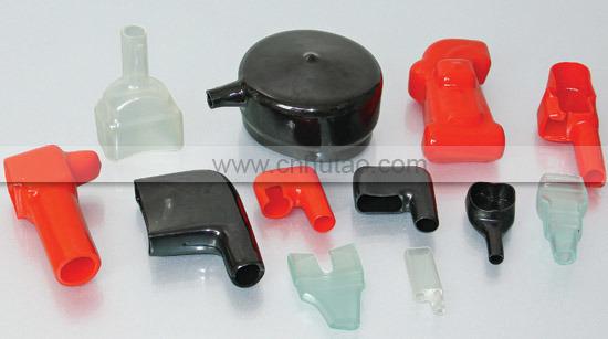 Couvercle de la borne de batterie DIP en PVC