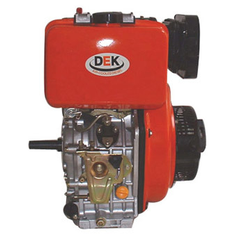 Los pequeños de un cilindro de Motor Diesel (F420)