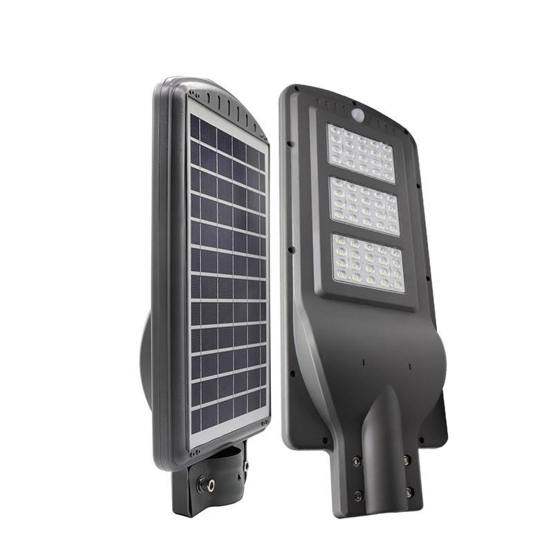 IP66-Bewegungssensor In Einem integrierten Garten-Außenlicht Solarstreet-Licht, LED-Lampe, LED-Beleuchtung, LED-Licht Solar LED Street Light
