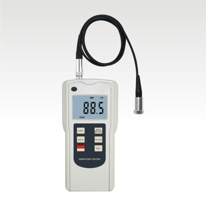Тестер вибрации AV-160вибрацию дозатора анализатор вибрации манометра