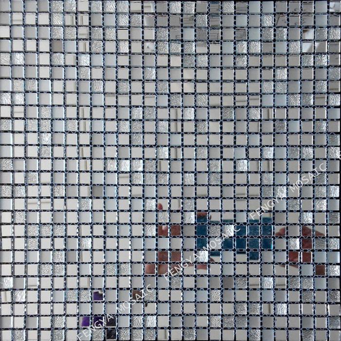 Mosaïque Mosaïque de verre, de carrelage mural, carrelage mural en mosaïque de verre