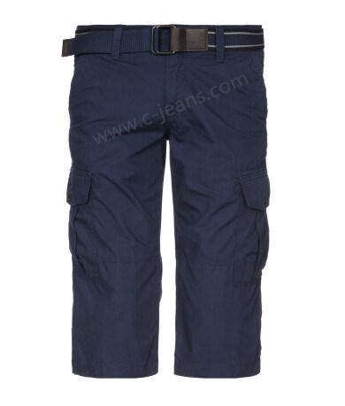 Мужские шорты из хлопка моды груза