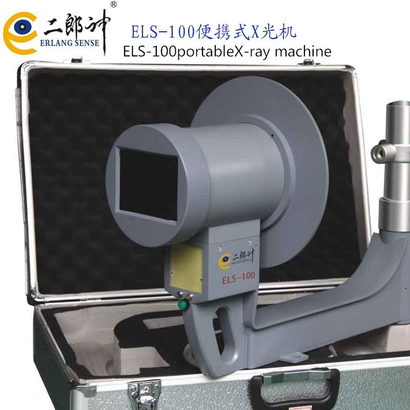 Máquina X portátil para detecção de membros inferiores