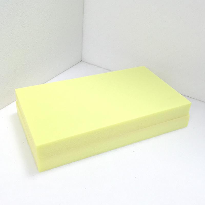 [فودا] انبثق بوليستيرين ([إكسبس]) زبد لون [ب3] درجة [1000كبا] صفراء [16مّ] كثيفا