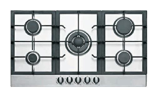 Stufa di gas del pannello degli apparecchi di cucina ss