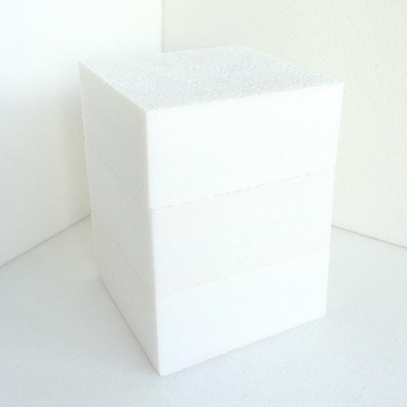 [فودا] انبثق بوليستيرين ([إكسبس]) زبد لوح [ب3] درجة [300كبا] أبيض [45مّ] كثيفا