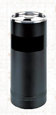 Type inscatolato Ground Ash Barrel per Hotel (GPX-12E)