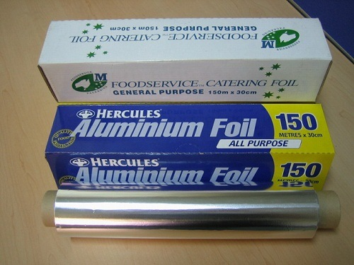Стабилизатор поперечной устойчивости из алюминиевой фольги