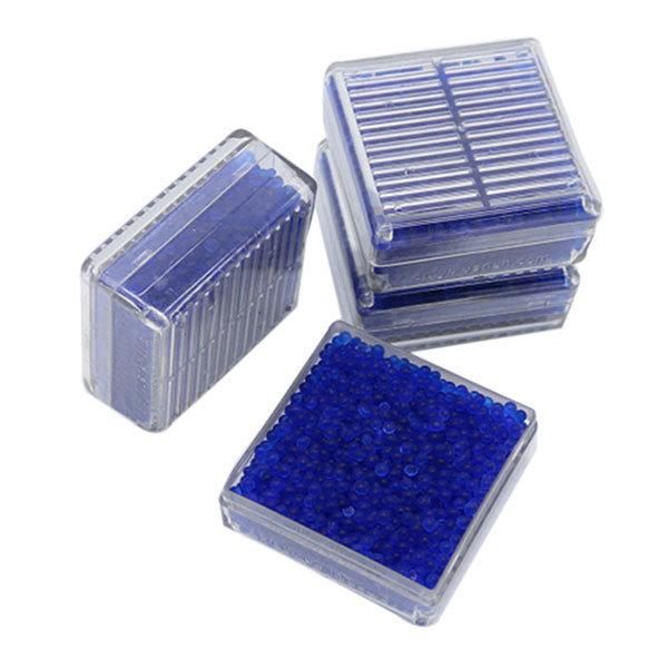 4 piezas útiles Gel de Sílice Desecante Humedad Humedad Para Absorber Caja Reutilizable