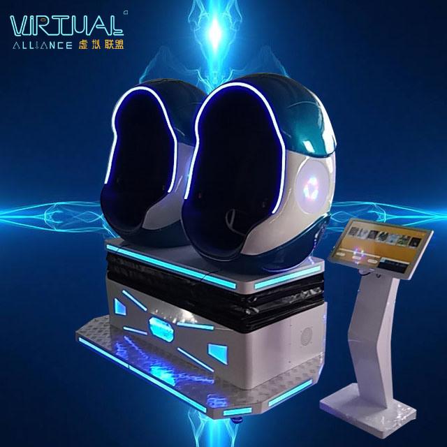 Nouvelle conception de la Réalité Virtuelle Cinema 9D VR VR Président de l'oeuf