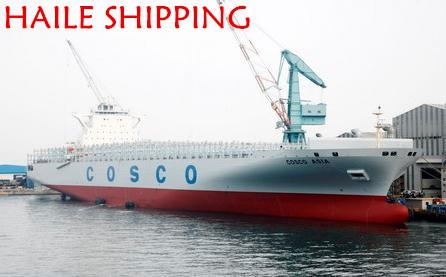 상하이에서 카라치까지 해상 운송에 대한 최고의 가격