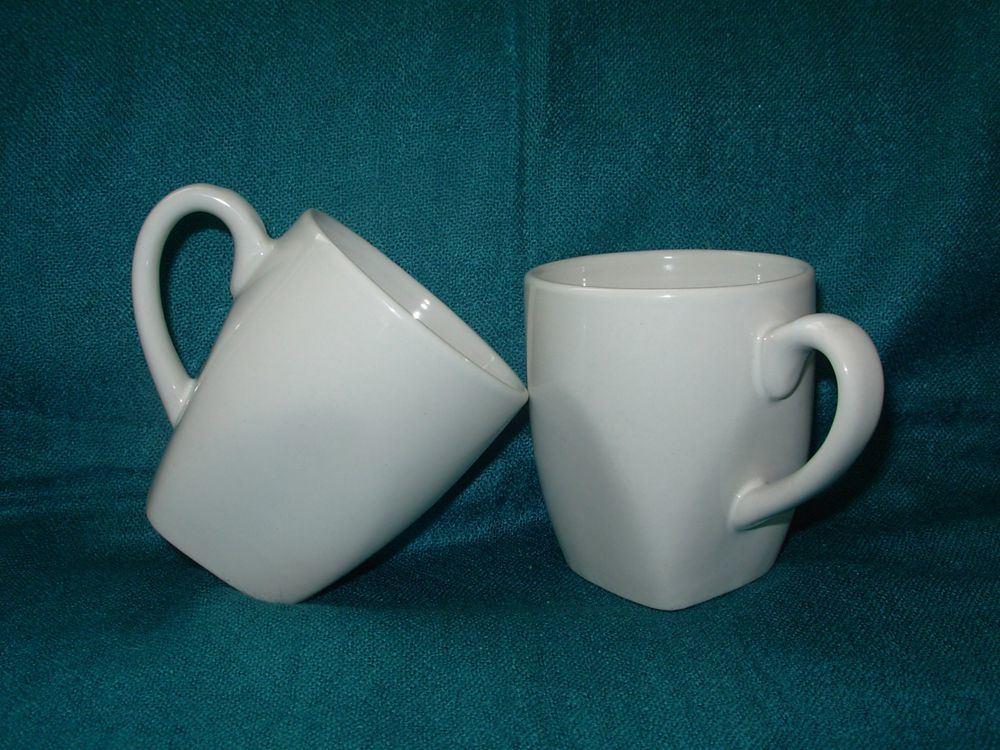 화이트 컬러 글레이즈 맞춤형 세라믹 커피 머그컵(WSY315M)