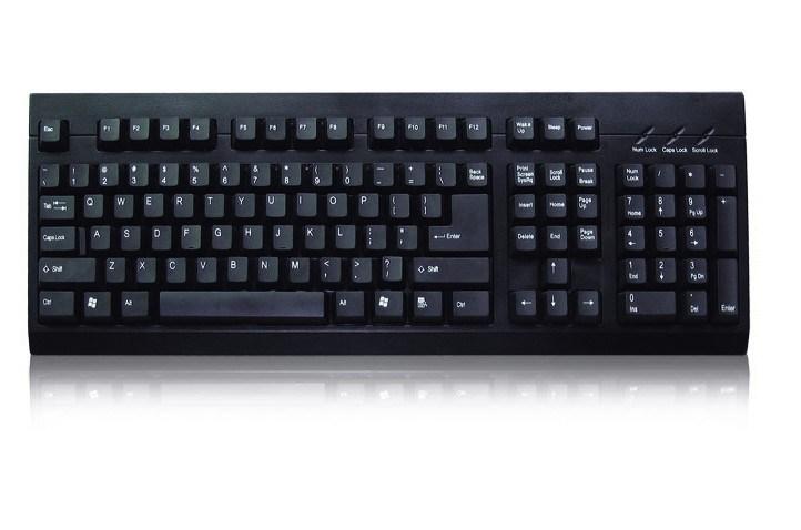 Laptop&Desktopのための標準的なキーボード