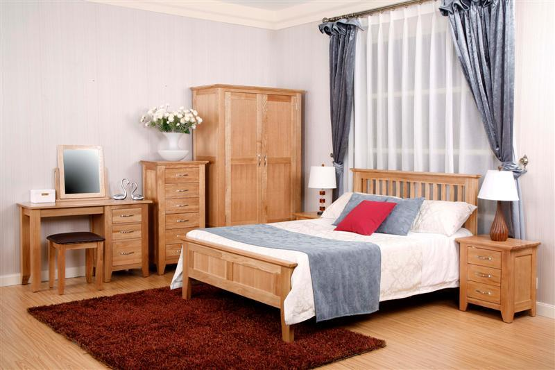 UK Cambridge Sherwood alcance o de madera de roble macizo Muebles de ...