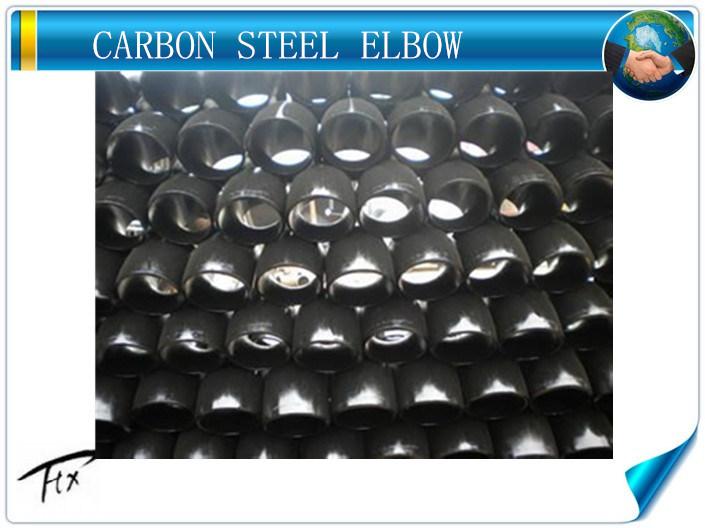 Aço carbono Euqal soldadas da Conexão do Tubo