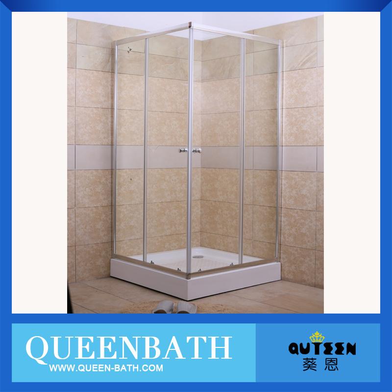 Dusche-Raum, Badezimmer-Glastür, Badezimmer-Bildschirm foto auf de ...
