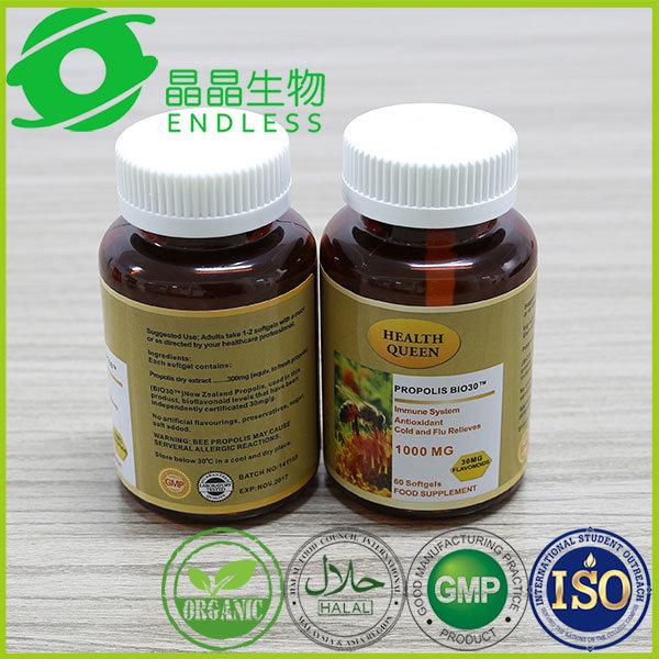 Arthritis-Gesundheitspflege-Ergänzungs-Grün-Bienen-Propolis