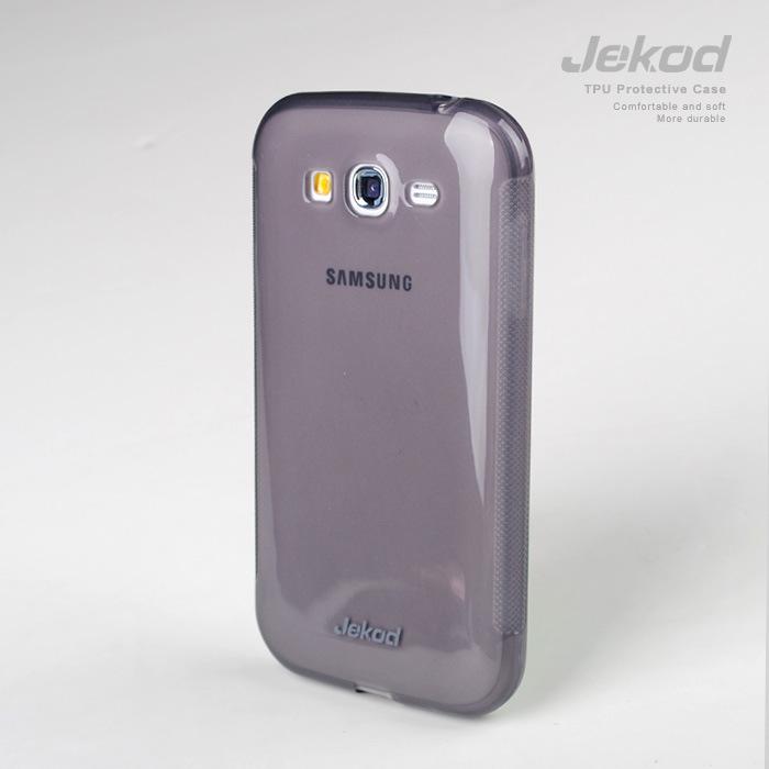 Caso Telefone celular de silicone para Samsung i9080