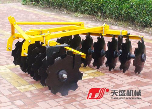 3ポイント小さい4つの車輪のトラクターのための軽量ディスクまぐわ