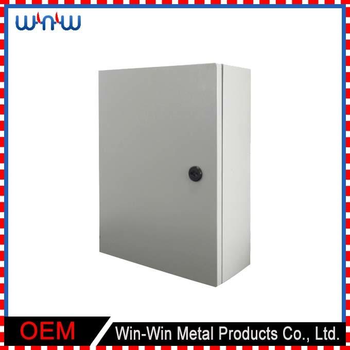 Interruptor de Control del Alojamiento Metal Box Impermeable de Distribución de Energía Eléctrica Gabinete