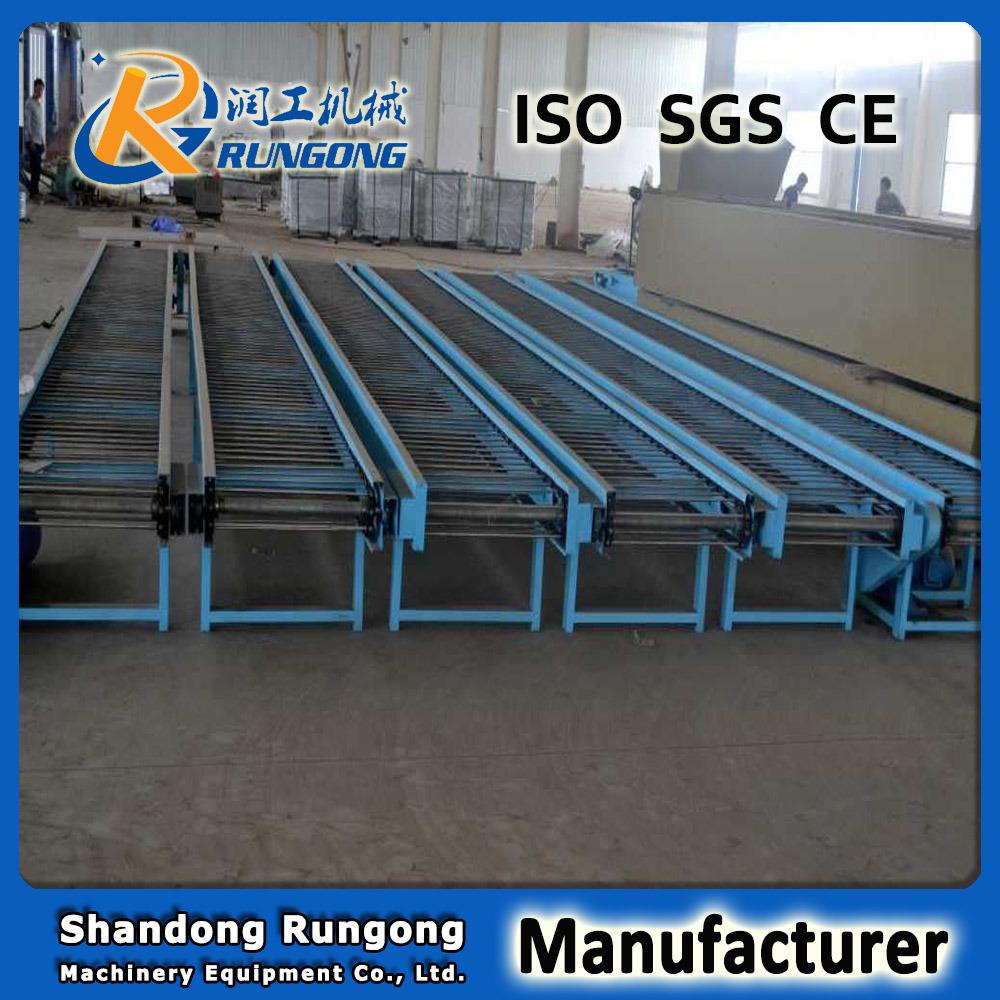 Stahlplattenförderer