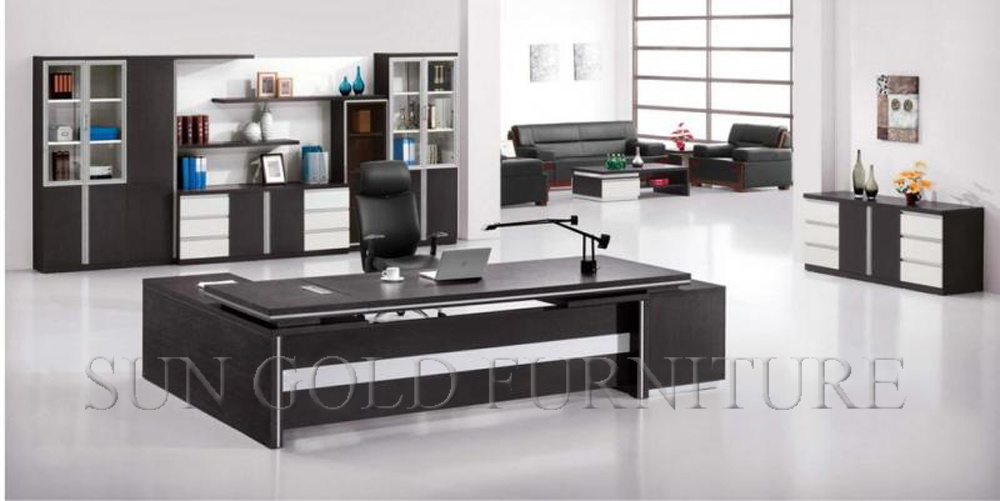 Bureau simple L meubles de Manger de bureau de luxe de PRSIDENT
