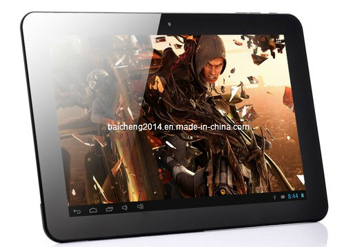 PC van Core Android Tablets van de vierling - 10.1 Inch derde Gen IPS HD Screen