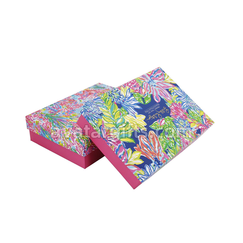 Bien diseñados personalizados de alta calidad OEM/ODM Caja de Regalo en papel Impresión en China
