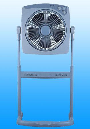Caixa do ventilador de chão / Ventilador