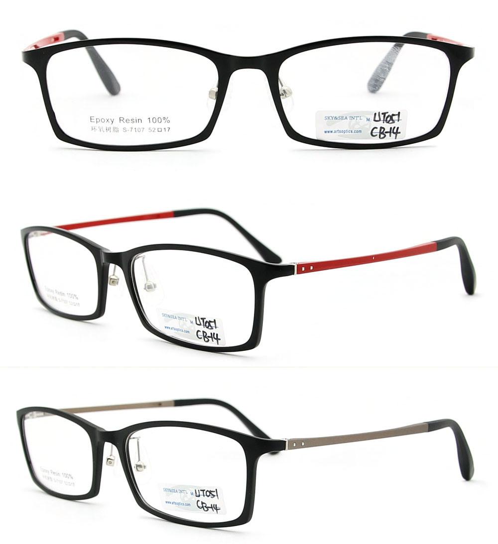 Foto de Nuevo diseño para Ultem marcos de las lentes ópticas para ...
