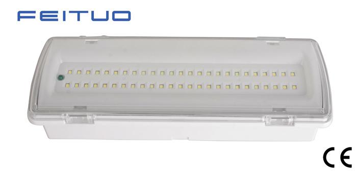 Luz de Seguridad, LED de Luz de Emergencia, Lámpara Emergncy, 400lm