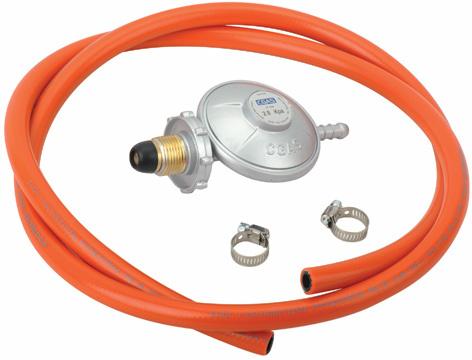 SA regulador de gas a baja presión con la manguera (SA5G58U28).