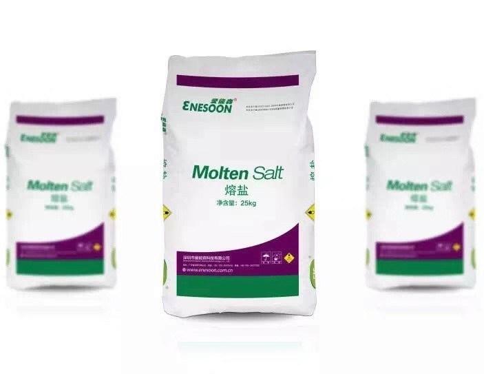 Melhor qualidade de venda quente Ene Hts-1 40%Kno3-60%Nano3 Heat-Transfer Molten Salt