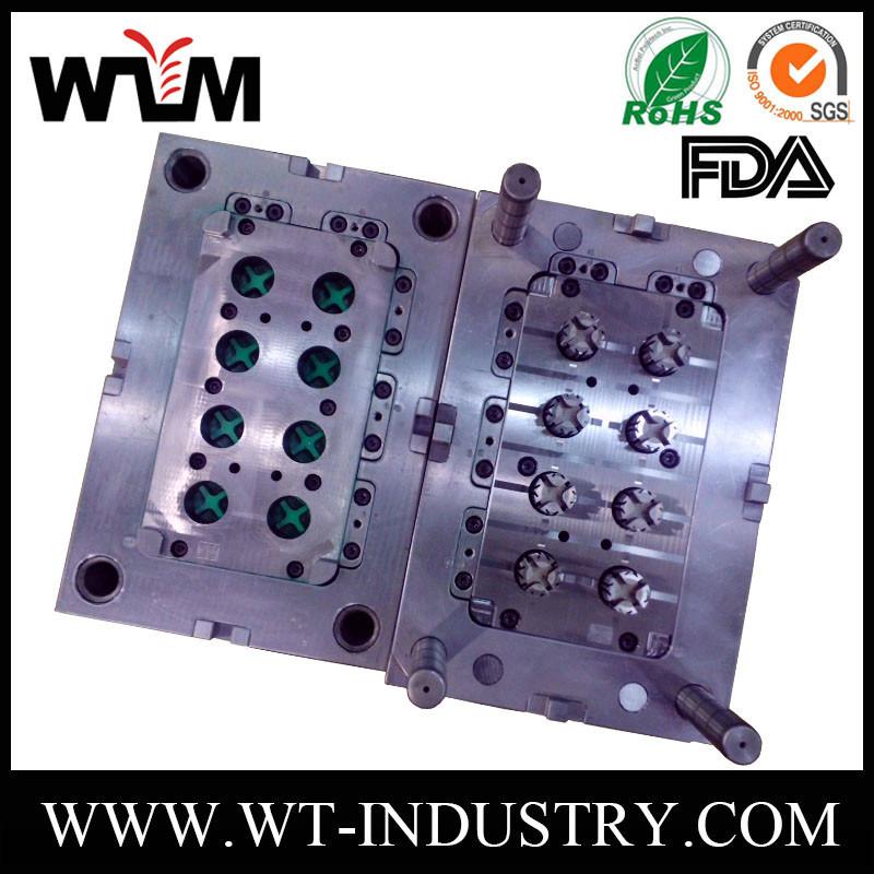 Molde de inyección de plástico moldeado de Shenzhen