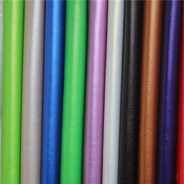 2017 ha impresso il cuoio sintetico del PVC dell'unità di elaborazione per mobilia