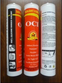 Joint silicone acétoxy à séchage rapide
