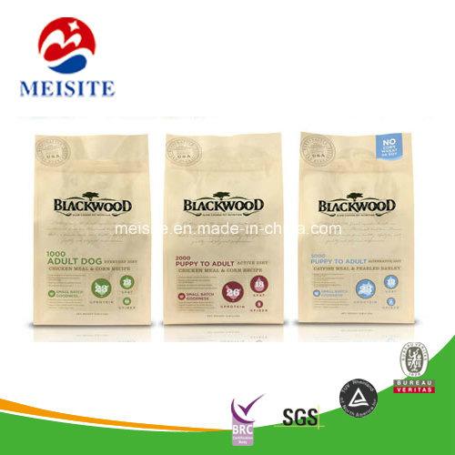 La especia de grado alimentario de plástico transparente de la bolsa de embalaje para la venta minorista de supermercados