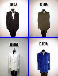 Maßgeschneiderte Bekleidung (Für Herren)