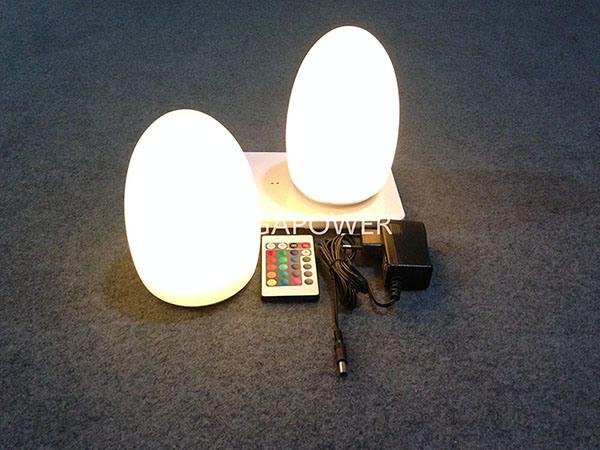 Аккумулятор для пульта дистанционного управления светодиодный индикатор в форме яиц