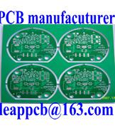4 PCB van de laag, de Raad van het Prototype van PCB
