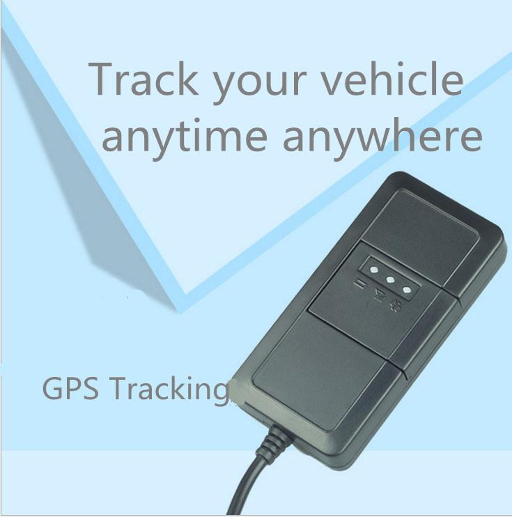 Unità dell'inseguitore di GPS dell'automobile con l'allarme di SOS