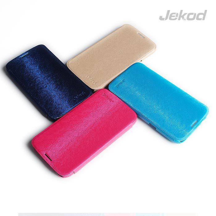 Handytasche aus Leder im Buchstil und Handytasche für Sony L36I/L36h (JKSPTSAL36H)