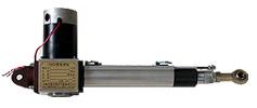 Линейный привод / Электрический привод переменного тока / 380 В линейный привод