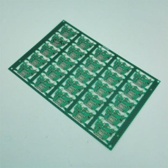 다중층 PCB 눈 먼 를 통해 매장된 를 통해 섬광 금 도금