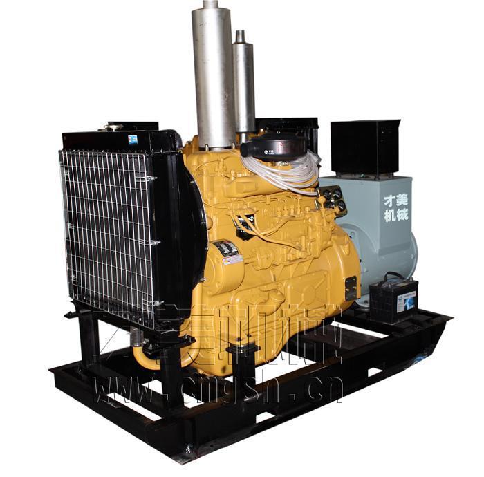 Los generadores diesel